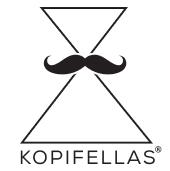Kopifellas Logo